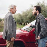 Carlos y Antonio discuten en el capítulo 318 de 'Cuéntame cómo pasó'
