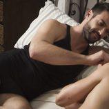 Jacinto Angosto, en calzoncillos, en la segunda temporada de 'Al salir me esperas'