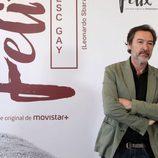 Ginés García Millán es uno de los protagonistas de 'Félix'