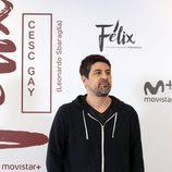 Cesc Gay en la presentación de la serie, 'Félix'