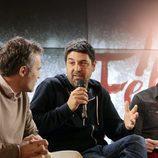Cesc Gay, director de Félix', en la rueda de prensa de la serie