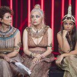 Elettra, Irma y Emma, tres de las nominadas de la décima gala de 'GH VIP 5'