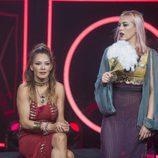 Ivonne Reyes y Daniela Blume, dos de las nominadas de la décima gala de 'GH VIP 5'