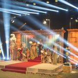 Los concursantes sin Sergio Ayala realizan una actuación egipcia en la décima gala de 'GH VIP 5'