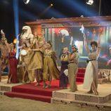 Los concursantes de 'GH VIP 5'  se transforman en egipcios en la gala de 'GH VIP 5'