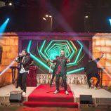 Cali y el Dandee en la décima gala de 'GH VIP 5'