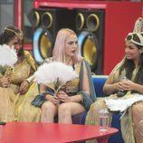 Aída Nízar, Elettra Lamborghini y Daniela Blume en la décima gala de 'GH VIP 5'