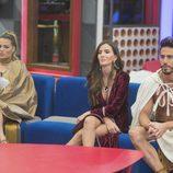 Alyson, Aylén y Marco en la décima gala de 'GH VIP 5'