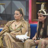 Alyson y Elettra en la décima gala de 'GH VIP 5'