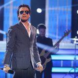 Blas Cantó es Marc Anthony en la gala final de 'Tu cara me suena 5'