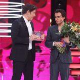 Blas Cantó es el ganador de 'Tu cara me suena 5' en la gala final del programa