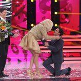 Blas Cantó comparte el premio con Yolanda Ramos en la gala final de 'Tu cara me suena 5'