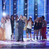 Blas Cantó repite su actuación al convertirse en el ganador de 'Tu cara me suena 5'