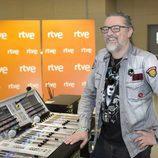 El belga Hans Pannecoucke es el director artístico de la puesta en escena de la candidatura española en Eurovisión 2017