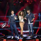 David Bisbal, Antonio Orozco y Rosario Flores compiten en 'La Voz Kids 3'