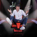 Jesús Vázquez presenta la tercera edición de 'La Voz Kids'