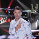 Jesús Vázquez vuelve a Telecinco con 'La Voz Kids 3'