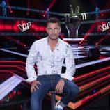 Jesús Vázquez está al frente de la tercera edición del talent show 'La Voz Kids'