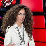 Rosario Flores es una de las coaches de la tercera edición de 'La Voz Kids'