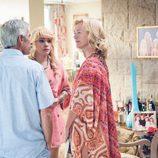 Antonio y Merche de vacaciones en Benidorm en el capítulo 9 la decimoctava temporada de 'Cuéntame como pasó'