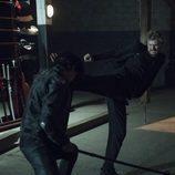 Daniel Rand (Finn Jones) durante un entrenamiento en 'Iron Fist'