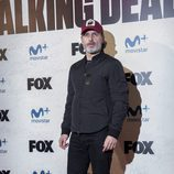 Andrew Lincoln  de 'The Walking Dead' en el photocall del Eurotour en los cines Capitol