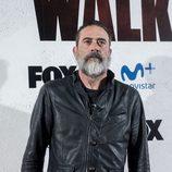 Jeffrey Dean Morgan se suma alEeurotour y conoce a los fans españoles de 'The Walking Dead'