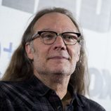 El director de 'The Walking Dead', Greg Nicotero, en el photocall de los cines Capitol