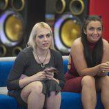 Daniela Blume y Elettra Lamborghini en la gala 11 de 'GH VIP 5'