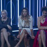 Daniela Blume, Alyson Rae Eckmann e Irma Soriana en la gala 11 de 'GH VIP 5'