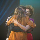 Irma Soriano con su hija en la gala 11 de 'GH VIP 5'