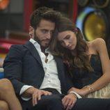 Marco Ferri y Aylén Milla en la gala 11 de 'GH VIP 5'
