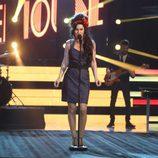 Rosana Gea es Amy Winehouse en la primera gala de 'Tu cara no me suena todavía'
