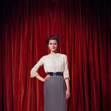 Rebecca Liddiard en 'Houdini y Doyle'