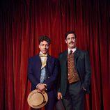 Stephen Mangan y Michael Weston protagonizan 'Houdini y Doyle'