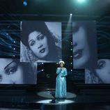 Cristobal Garrido fue el ganador en la gala de estreno de 'Tu cara no me suena todavía'