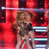 """Arantxa Albiac interpretó a Beyoncé en el estreno de 'Tu cara no me suena todavía"""""""