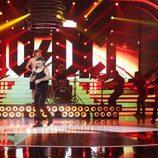 Inot interpreta al vocalista de AC/DC en el estreno de 'Tu cara no me suena todavía'