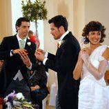 Natalia y Sergio se casan