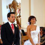 La boda de Sergio y Natalia en 'Lalola'