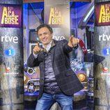 José Mota posa en el estreno de su programa, 'El acabose'