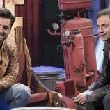 David Bustamante es el primer invitado de José Mota en 'El acabose'