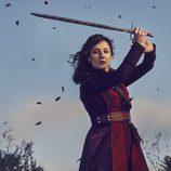 Orla Brady es Lydia en la segunda temporada de 'Into the Badlands'