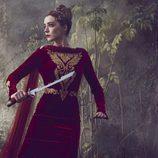 Sarah Bolger es Jade en la segunda temporada de 'Into the Badlands'