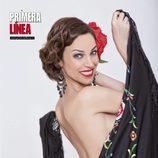 Nerea Garmendia celebra su incorporación a 'Allí abajo' disfrazándose de andaluza y mostrando su sensualidad para Primera Línea
