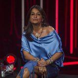 Aída Nízar en la sala de expulsión en la gala 12 de 'GH VIP 5'