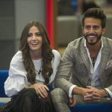 Aylén y Marco en la gala 12 de 'GH VIP 5'