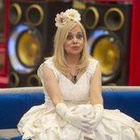 Emma Ozores se viste de novia en la gala 12 de 'GH VIP 5'