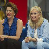 Irma Soriano y Emma Ozores en 'GH VIP 5'