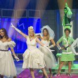 Los concursantes se visten de boda en la gala 12 de 'GH VIP 5'
